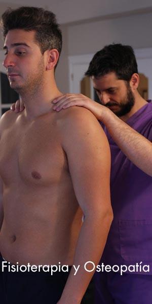 Osteopatía Granada